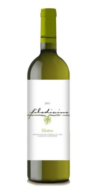 Verdicchio dei Castelli di Jesi Classico Superiore Filotto 2015 Filodivino - Wine il vino