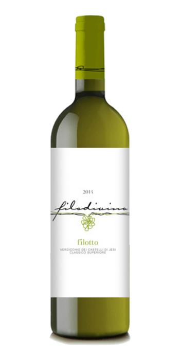 Verdicchio dei Castelli di Jesi Classico Superiore Filotto 2014 Filodivino - Wine il vino