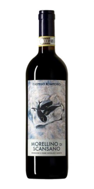 Morellino di Scansano 2015 Castello Romitorio red wine - Wine il vino