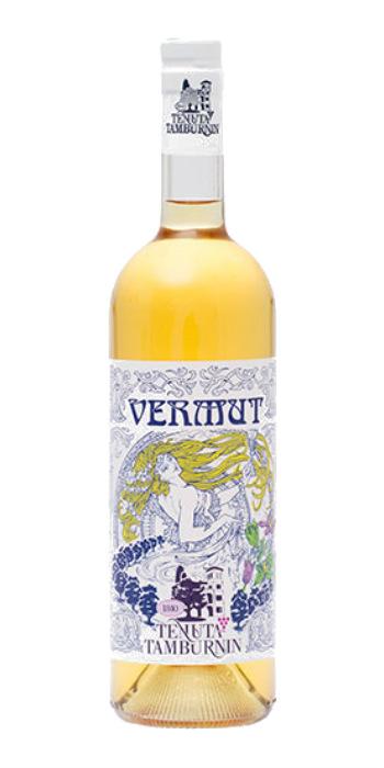 Vermut Bianco Tenuta Tamburnin - Wine il vino