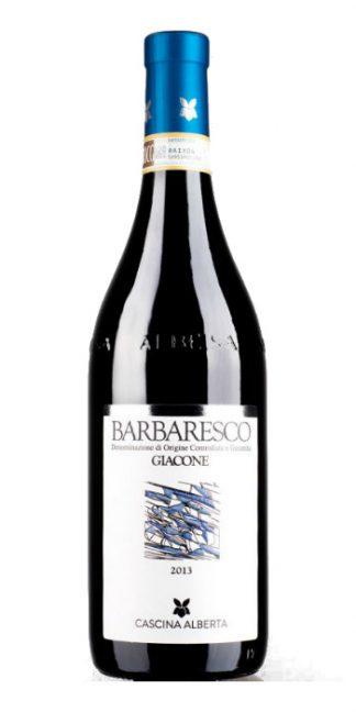 Barbaresco Giacone 2014 Cascina Alberta - Wine il vino