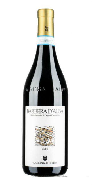 Barbera d'Alba 2015 Cascina Alberta - Wine il vino