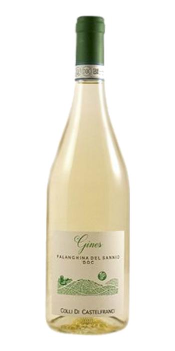 Falanghina del Sannio Gines 2016 Colli di Castelfranci - Wine il vino