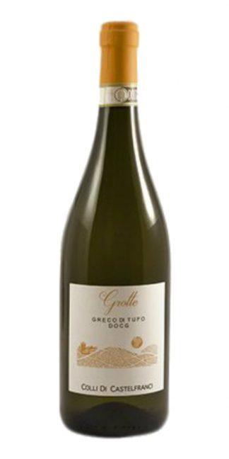 Greco di Tufo Grotte 2016 Colli di Castelfranci - Wine il vino