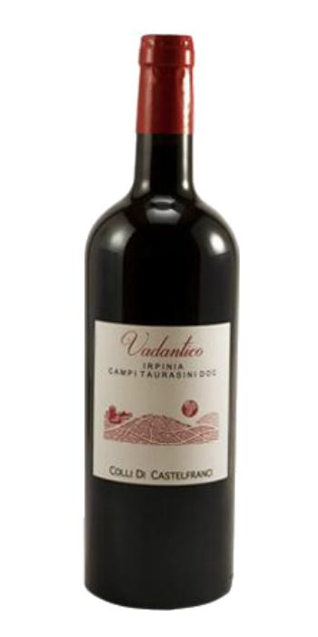 Irpinia Campi Taurasini Vadantico 2012 Colli di Castelfranci - Wine il vino
