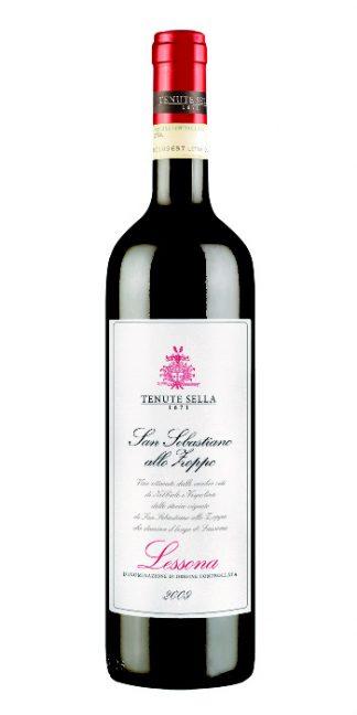 Lessona San Sebastiano allo Zoppo 2009 Tenute Sella - Wine il vino