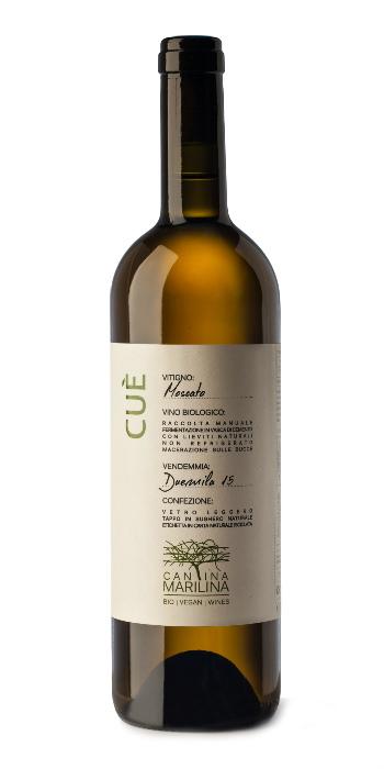 Terre Siciliane Moscato Bianco Cuè 2016 Marilina - Wine il vino
