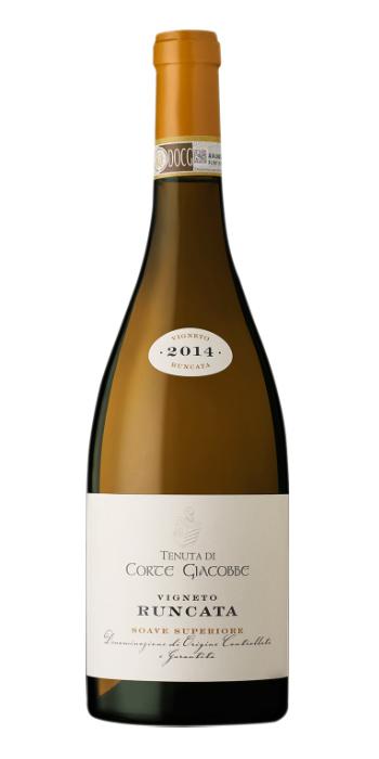 Soave Superiore Vigneto Runcata 2015 Tenuta di Corte Giacobbe white wine - Wine il vino