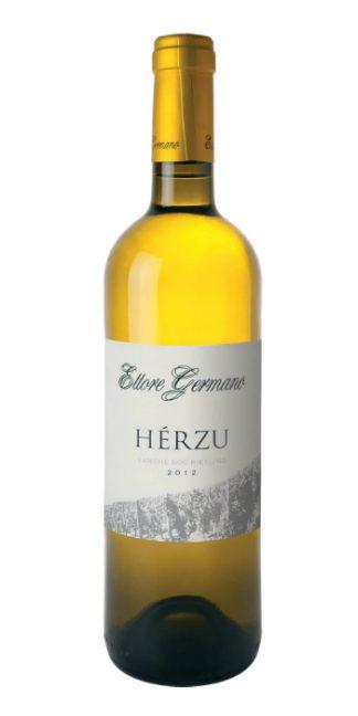 Langhe Riesling Herzù 2016 Ettore Germano white wine - Wine il vino
