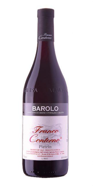Barolo Pietrin 2013 Franco Conterno red wine - Wine il vino