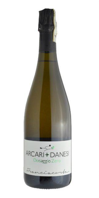Franciacorta Dosaggio Zero 2013 Arcari+Danesi - Wine il vino