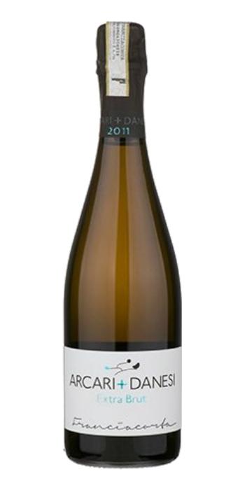 Franciacorta Extra Brut Pinot Nero 2011 Arcari + Danesi - Wine il vino