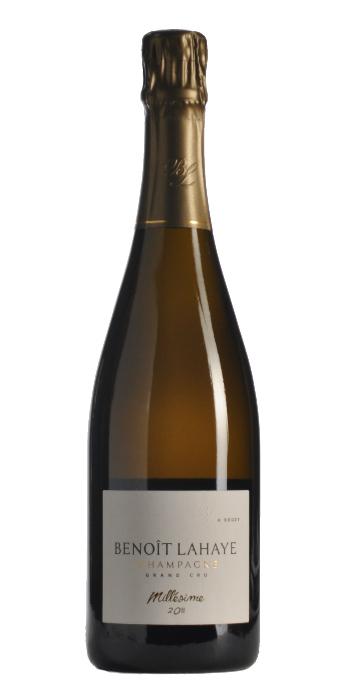 Champagne Brut Grand Cru Millésime 2011 Benoît-Lahaye sparkling wine - Wine il vino