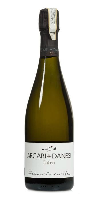 Franciacorta Brut Satèn 2013 Arcari + Danesi - Wine il vino