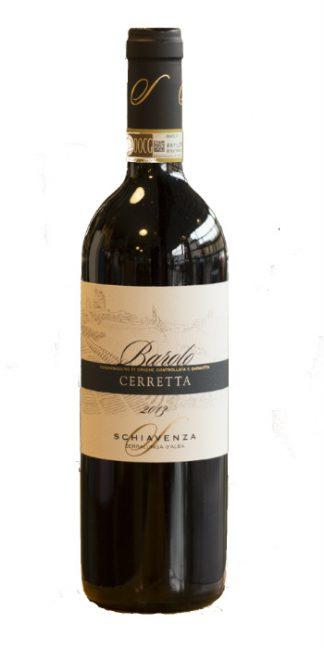 Barolo Cerretta 2013 Schiavenza - Wine il vino