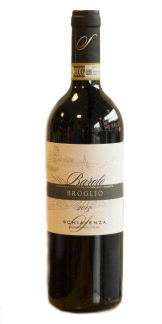 Barolo Broglio 2013 Schiavenza - Wine il vino