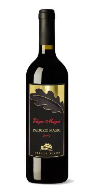 Bergamasca Rosso Patrizio 2013 Eligio Magri red wine - Wine il vino