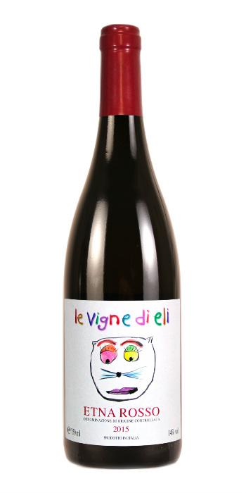 Etna Rosso 2015 Le Vigne di Eli - Wine il vino