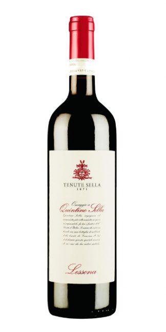 Lessona Omaggio a Quintino Sella 2007 Tenute Sella - Wine il vino