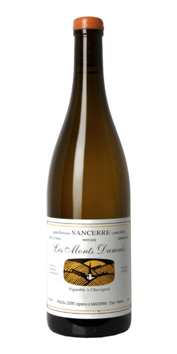 Sancerre Blanc Le Mont Damnés 2016 Pascal Cotat - Wine il vino