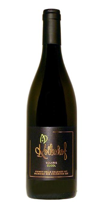 Alto Adige Solaris Cucol 2016 Kollerhof - Wine il vino