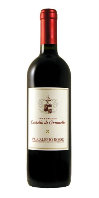 Valcalepio Rosso 2012 Castello di Grumello - Wine il vino