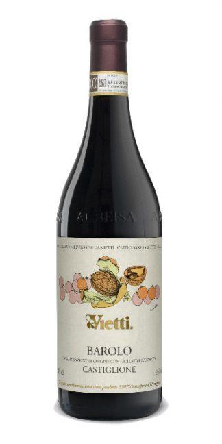 Barolo Castiglione 2013 Vietti - Wine il vino