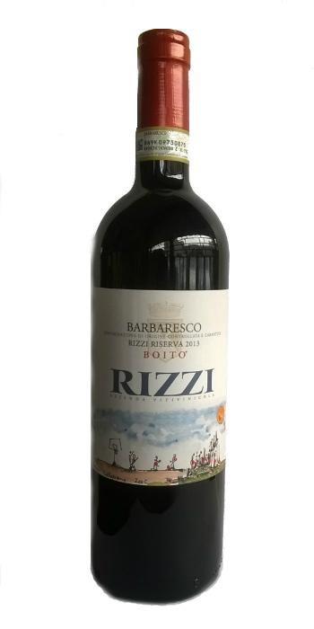 Barbaresco Riserva Boito 2013 Rizzi - Wine il vino