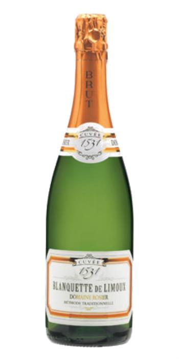 Blanquette de Limoux brut Cuvée 1531 Maison Rosier - Wine il vino