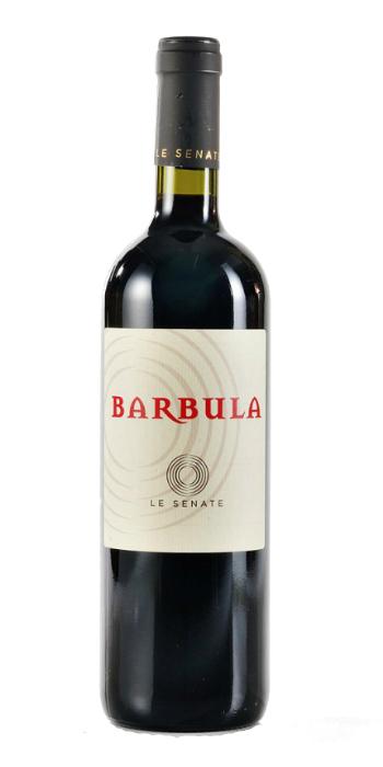 Marche Rosso Barbula 2015 Le Senate - Wine il vino