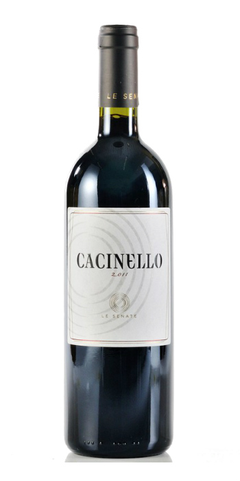 Marche Rosso Cacinello 2014 Le Senate - Wine il vino