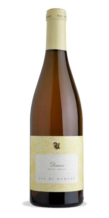 Friuli Isonzo Pinot Grigio Dessimis 2015 Vie di Romans - Wine il vino