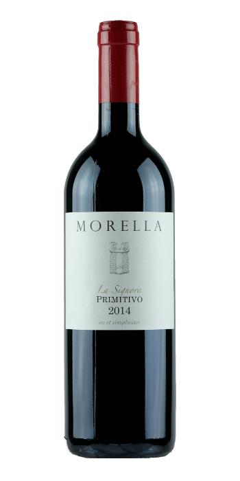 Primitivo di Manduria La Signora 2013 Morella - Wine il vino