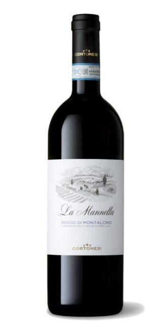 Rosso di Montalcino 2015 La Mannella - Wine il vino