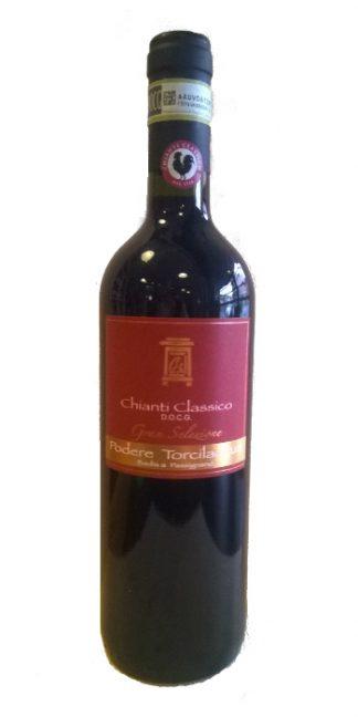 Chianti Classico Gran Selezione 2013 Torcilacqua - Wine il vino