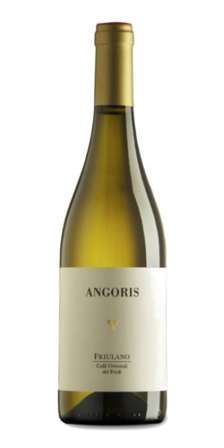 Friuli Colli Orientali Friulano 2016 Angoris - Wine il vino
