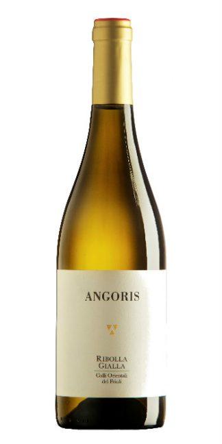 Friuli Colli Orientali Ribolla Gialla 2017 Angoris - Wine il vino