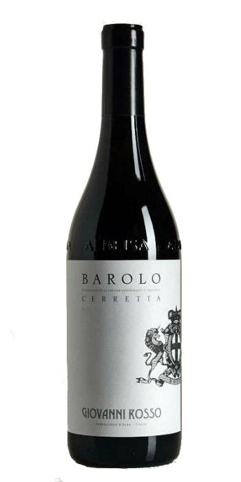 Barolo Cerretta 2013 Giovanni Rosso - Wine il vino