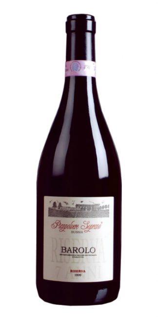 Barolo Riserva 7 anni 2008 Pianpolvere Soprano Bussia - Wine il vino