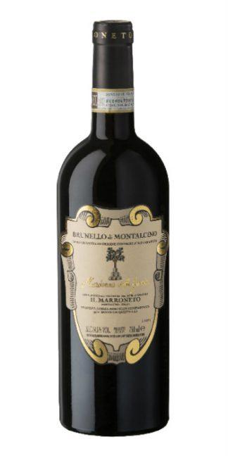 Brunello di Montalcino Madonna delle Grazie 2013 Il Marroneto - Wine il vino
