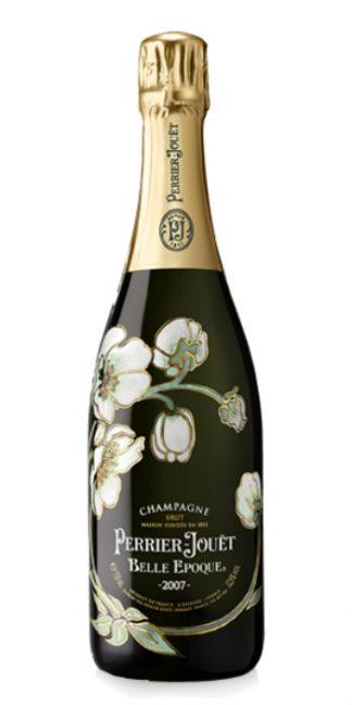 Champagne brut Belle Epoque 2007 Perrier Jouët - Wine il vino