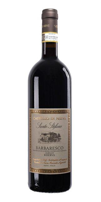 Barbaresco Riserva Santo Stefano Albesani 2011 Castello di Neive - Wine il vino