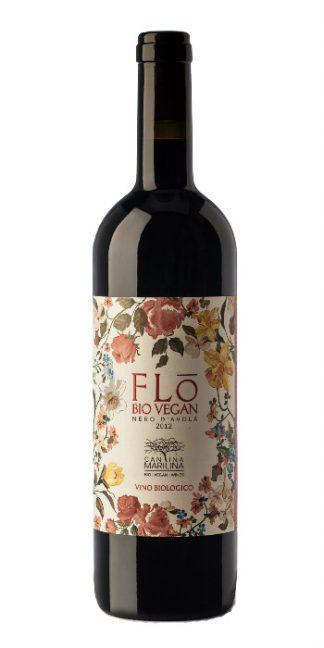 Terre Siciliane Nero d'Avola Flo Bio Vegan 2012 Marilina - Wine il vino