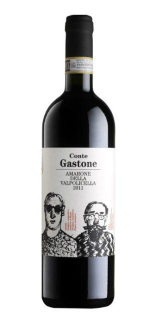 Amarone della Valpolicella Conte Gastone 2011 Massimago - Wine il vino