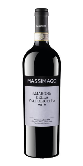 Amarone della Valpolicella 2012 Massimago - Wine il vino