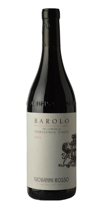 Barolo del comune di Serralunga d'Alba 2013 Giovanni Rosso - Wine il vino