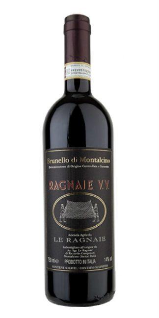 Brunello di Montalcino Vigna Vecchia 2012 Le Ragnaie - Wine il vino