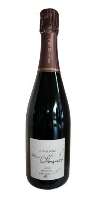 Champagne extra brut Premier Cru Blanc de Blancs Arpège Pascal Doquet - Wine il vino