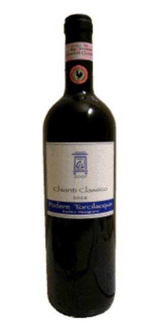 Chianti Classico 2015 Podere Torcilacqua - Wine il vino