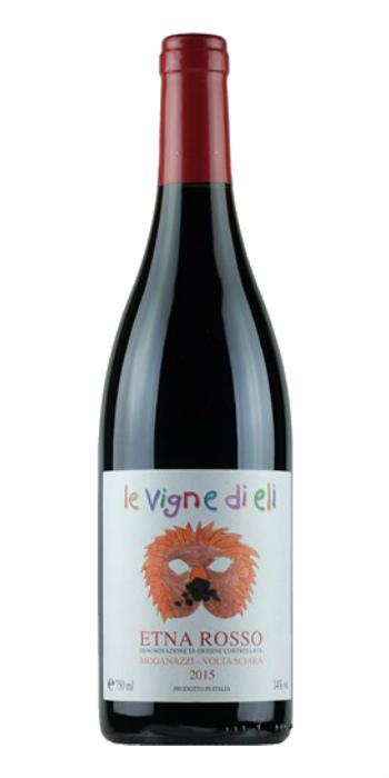 Etna Rosso Moganazzi Volta Sciara 2015 Le Vigne di Eli - Wine il vino